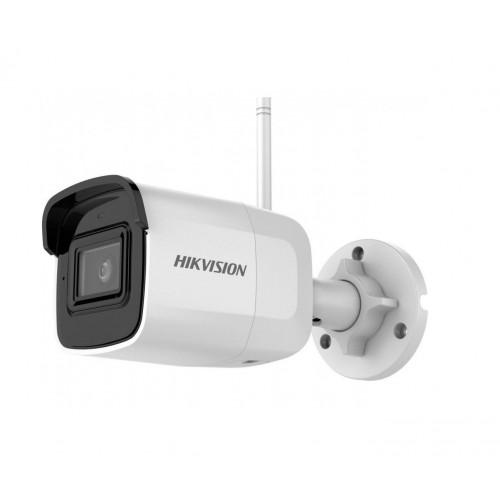 DS-2CD2051G1-IDW1 – 5Мп цилиндрическая сетевая камера EXIR WiFi 2.8MM