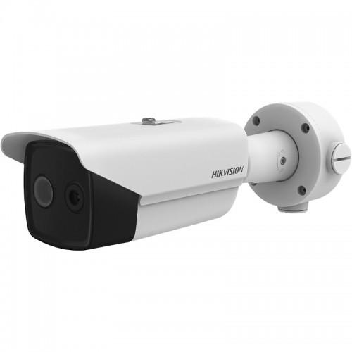 DS-2TD2617-6/V1 – Тепловая и оптическая сетевая цилиндрическаяIP камера