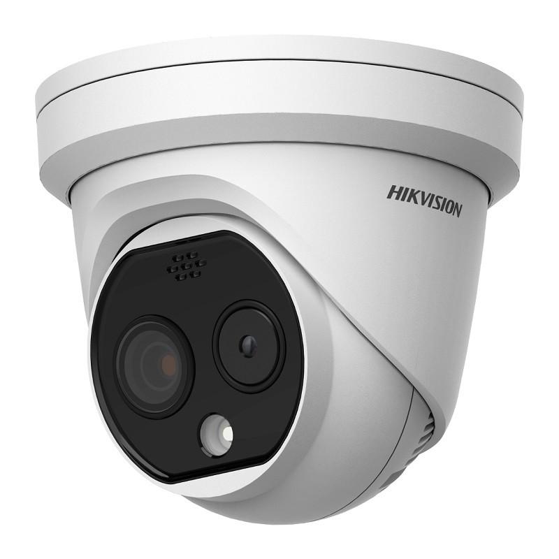 DS-2TD1217B-3/PA – Caméra thermographique de mesure de température corporelle