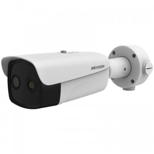DS-2TD2636B-15/P – Cámara termográfica de medición de temperatura corporal