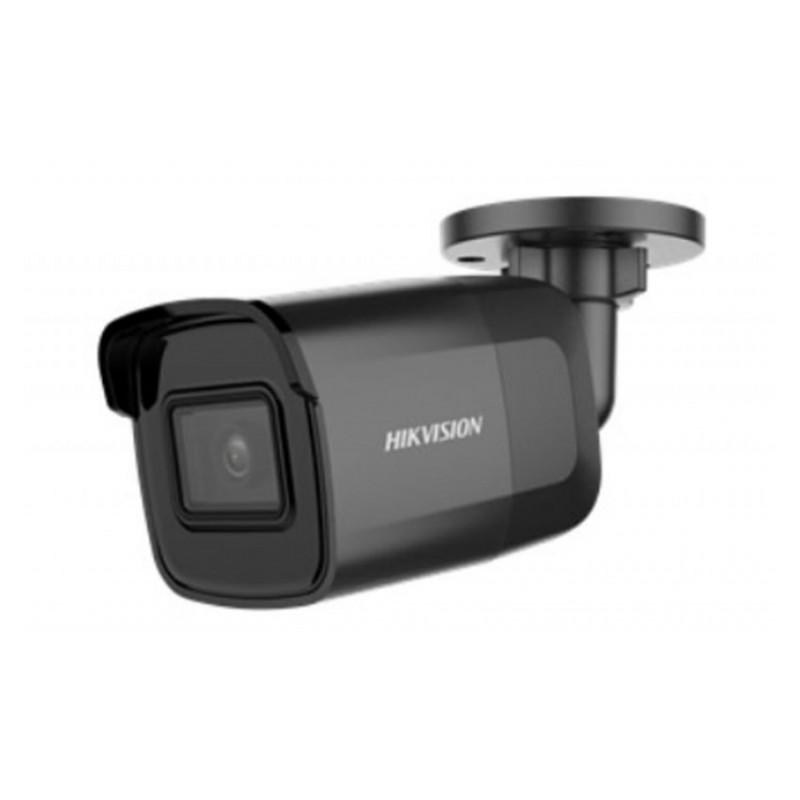 DS-2CD2085G1-I – 8MP (4K) DarkFighter Fixed Mini Bullet Network Camera 2.8MM Black