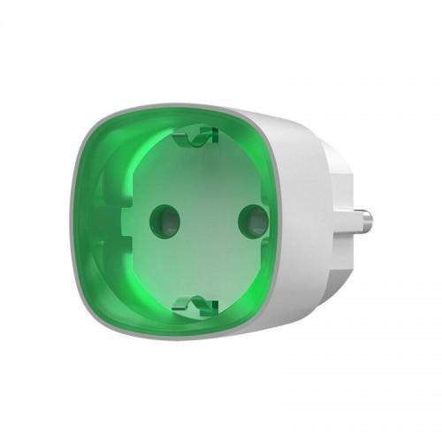 Socket - AJAX Prise intelligente sans fil avec contrôleur d'énergie
