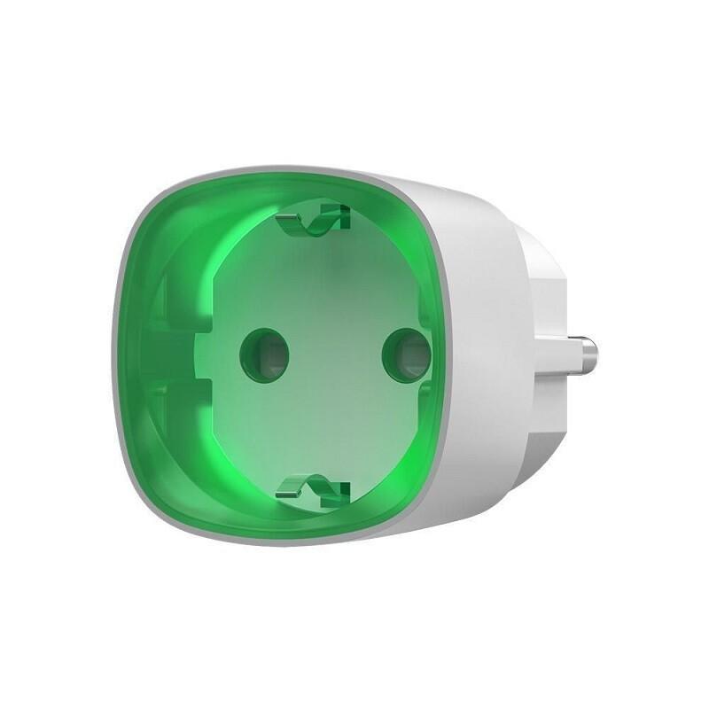 Socket - AJAX Радиоуправляемая умная розетка со счетчиком энергопотребления