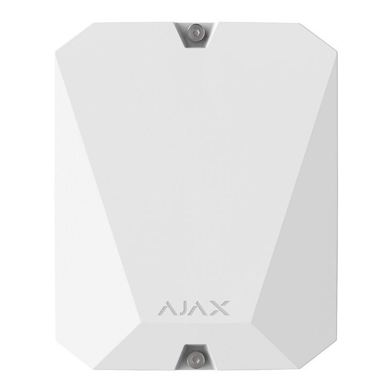 AJAX MultiTransmitter - Módulo de integración de dispositivos cableado de otros fabricantes a Ajax