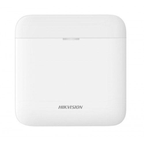 DS-PWA64-L-WE – AX PRO Wireless Control Panel, up to 64 wireless zones/outputs