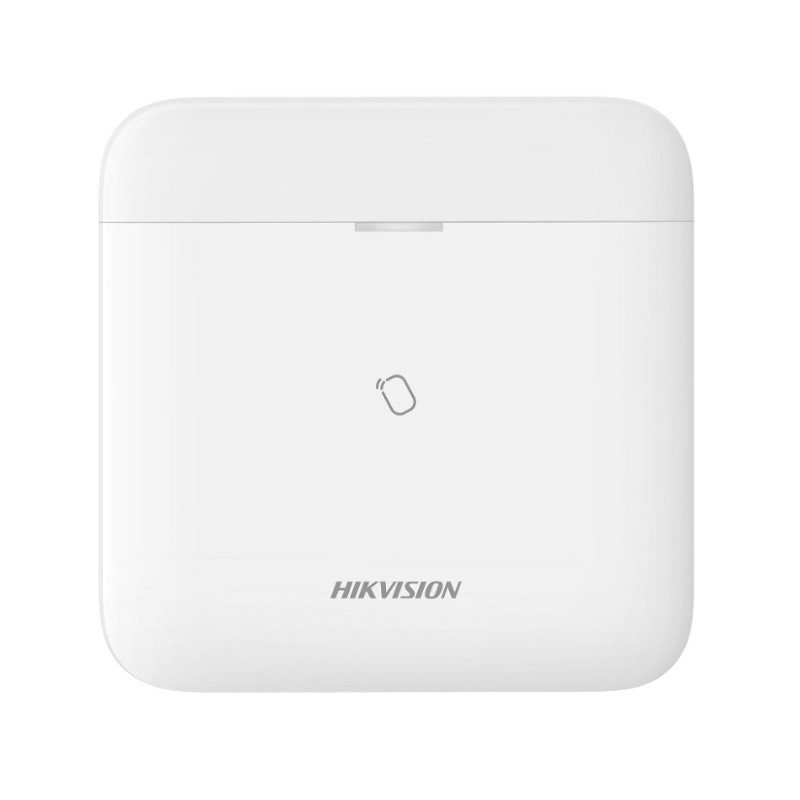 DS-PWA96-M-WE – AX PRO Wireless Control Panel, up to 96 wireless zones/outputs with RF card reader