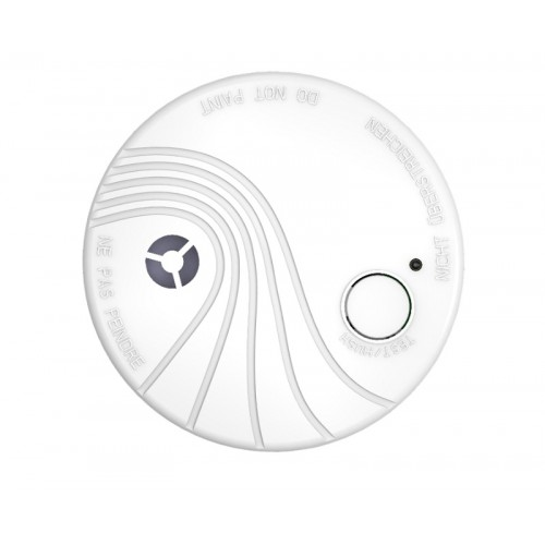 DS-PDSMK-S-WE – AX PRO Wireless Photoelectric Smoke Detector