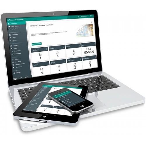 2N® Access Commander Actualizar la licencia Pro a Ilimitada 91379035