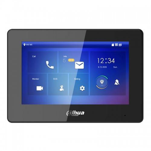 """VTH5421HB – 7"""" IP Indoor Monitor, Black"""