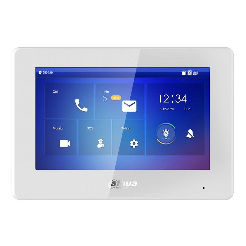 "VTH5421HW – 7"" Monitor interior IP, blanco"