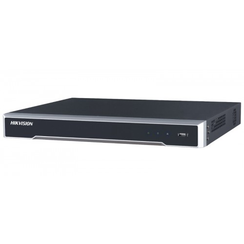 DS-7608NI-K2 – 8 Channel 1U 4K NVR