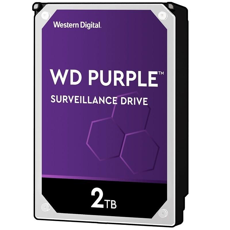 Western Digital Purple HDD, 2 TB