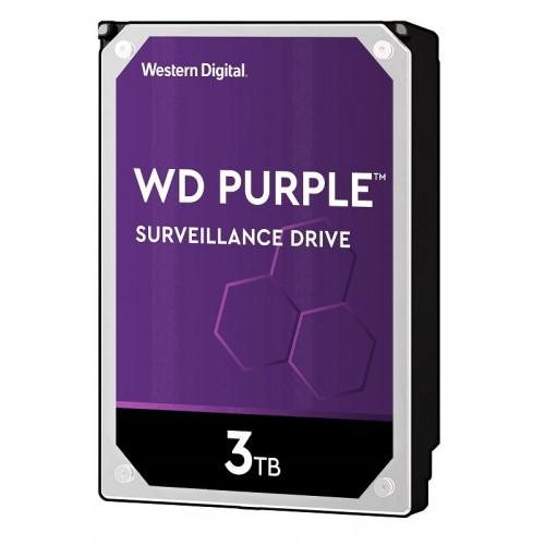 Western Digital Purple HDD, 3 TB
