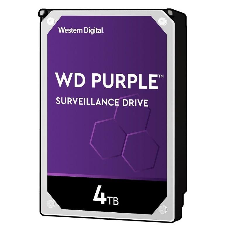 Western Digital Purple HDD, 4 TB