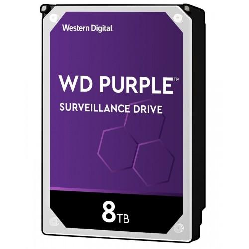 Western Digital Purple HDD, 8 TB