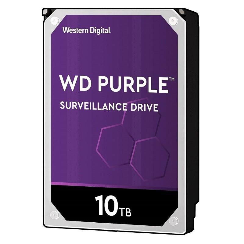 Western Digital Purple HDD, 10 TB