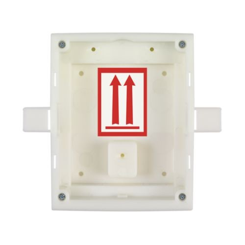 2N® IP Verso 1-Module Flush-Mount Back Box 9155014
