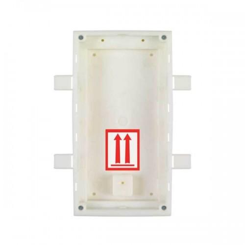 2N® IP Verso caja empotrada para 2 módulos 9155015
