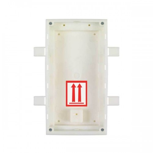 2N® IP Verso 2-Modules Flush-Mount Back Box 9155015