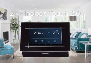 2N® Indoor Touch 2.0: Similar, but a Step Ahead